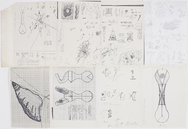 Horia Bernea, 'O anume dezordine', Art Encounters Foundation