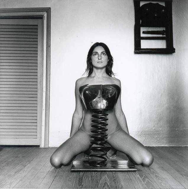 , 'S/T. Serie Liliana Maresca con su obra,' 1983, espaivisor - Galería Visor