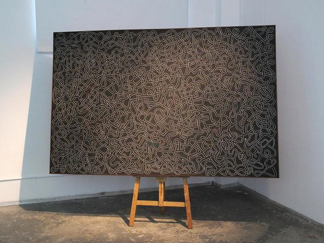 , 'Punto de encuentro,' 2013, Mite