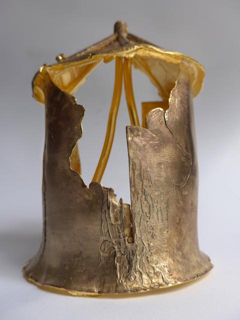 , 'Gold Sculpture,' 2014, Cristina Grajales Gallery