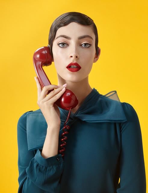 , 'LOVE ON THE TELEPHONE II,' , Alter Gallery | Studio