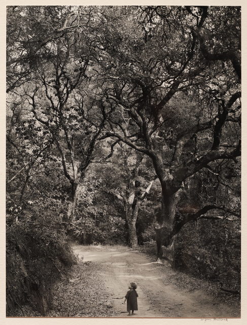 , 'Child on Forest Road,' 1958, Seagrave Gallery
