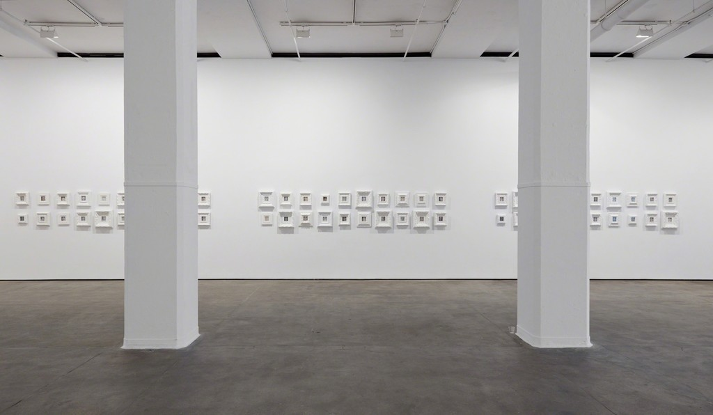 Installation view ofLiu Wei: 180 Faces at Sean Kelly, New York May 5 - June 16, 2018 Photography: Jason Wyche, New York Courtesy: Sean Kelly, New York
