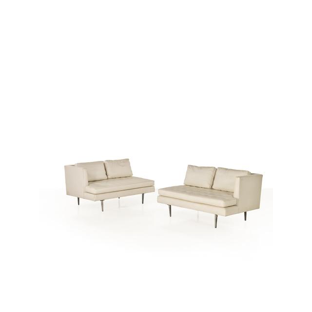 Edward Wormley, '4908 And 4909 Models, Double Sofa', 1950, PIASA