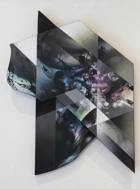 , 'Obsidian I,' 2015, Mirus Gallery