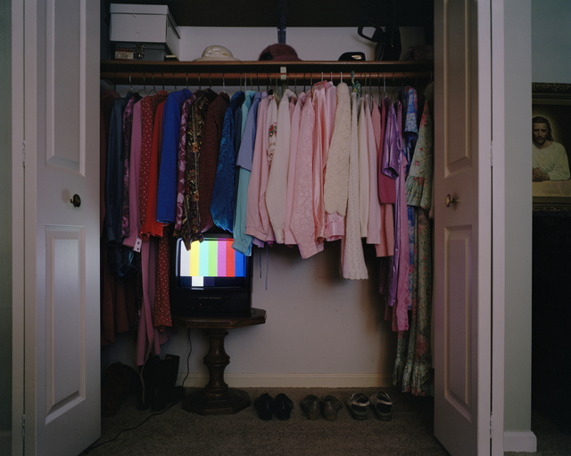 , 'Untitled (Grandmother's Closet),' 2006, Meislin Projects