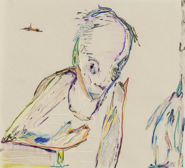 , 'Le Mendiant,' 2017, Tiwani Contemporary