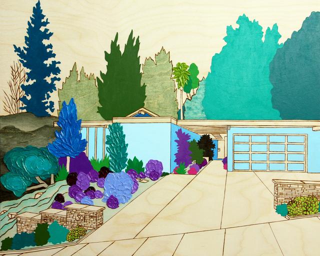 , 'The Neighborhood #3,' none, George Billis Gallery