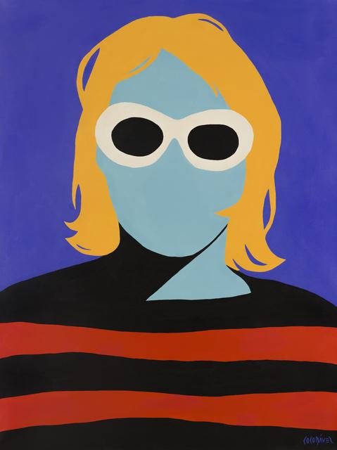 Coco Davez, 'Kurt ', 2019, Maddox Gallery