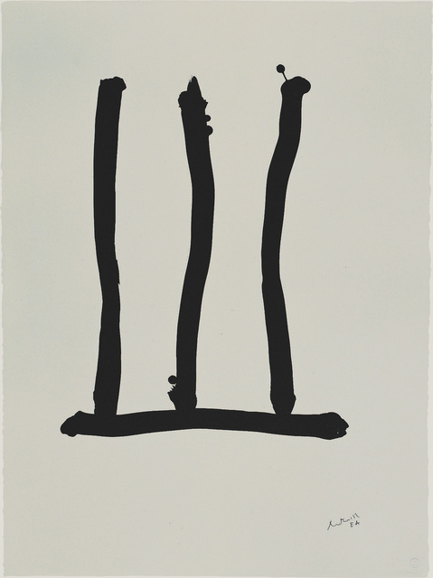 , 'Hommage a Picasso: Window,' 1973, William Shearburn Gallery