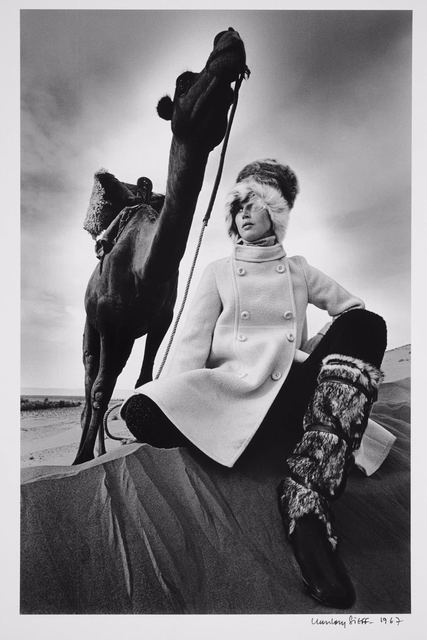 , 'Coat Marc Sport at Griselda, boots Karl Lagerfeld for Charles Jourdan, Morocco, Vogue,' 1967, Bernheimer Fine Art