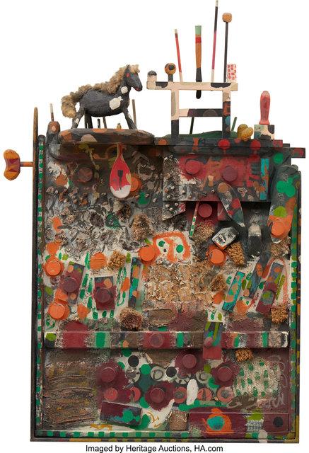 Roy Dean De Forest, 'A Traveler Returns to the Shetland Islands', 1962, Heritage Auctions