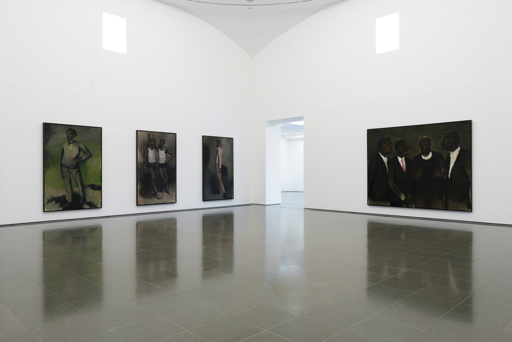 Lynette Yiadom-Boakye: Verses After Dusk (2015). Serpentine Gallery.
