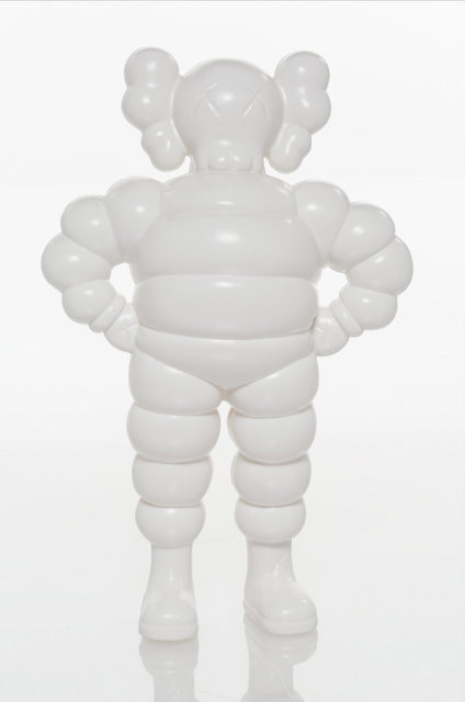 KAWS, 'Chum (White)', 2002, Other, Painted cast vinyl, Heritage Auctions