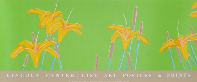 Alex Katz, 'Lincoln Center/List Art', 1992, RoGallery