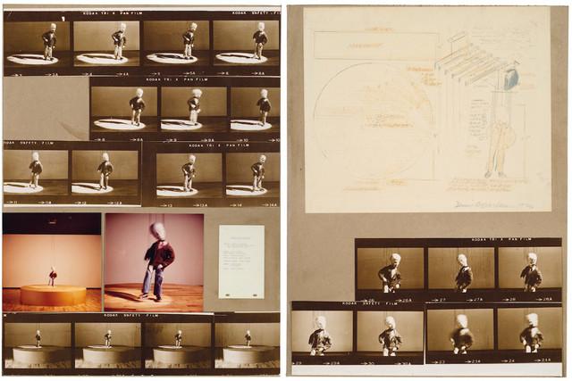 , 'Theme for a Major Hit,' 1974, Galleria Fumagalli