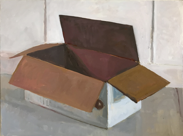 , 'One Empty Box,' 2018, Margaret River Art Gallery