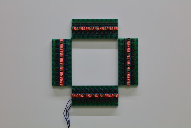 , 'Opposite Square,' 1991, Gallery Baton
