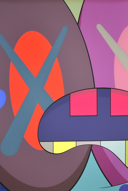 KAWS, 'Ups and Downs 3', 2013, Georgetown Frame Shoppe