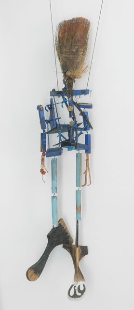, 'Grievously Wounded Union Soldier,' 2011, Joshua Liner Gallery