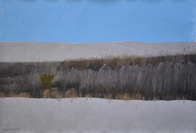 , 'Landscape 9,' 2015, Hafez Gallery