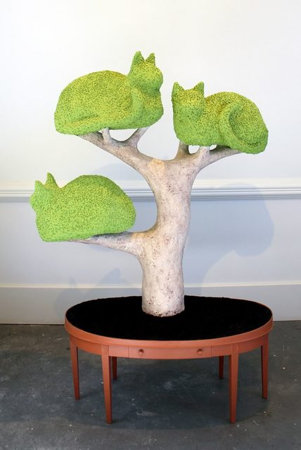 , 'Cattree,' 2019, Resource Art