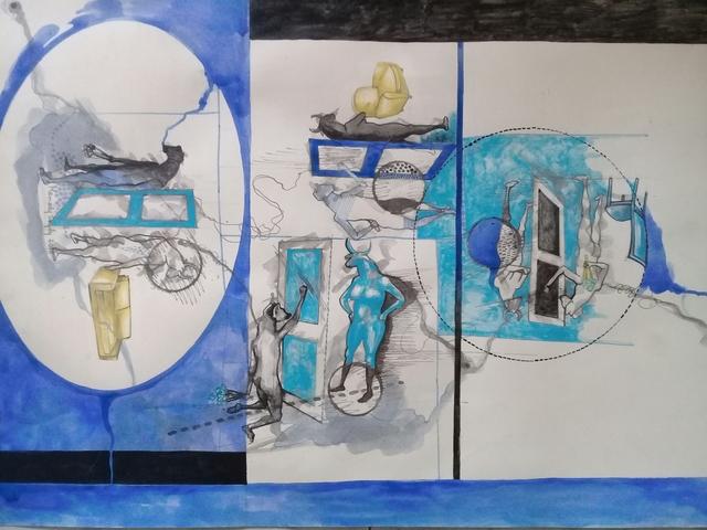 , 'Untitled 4,' 2018, Galerie Galea