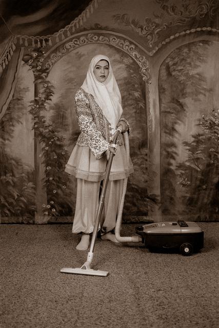 , 'Qajar #24,' 1998, Robert Klein Gallery
