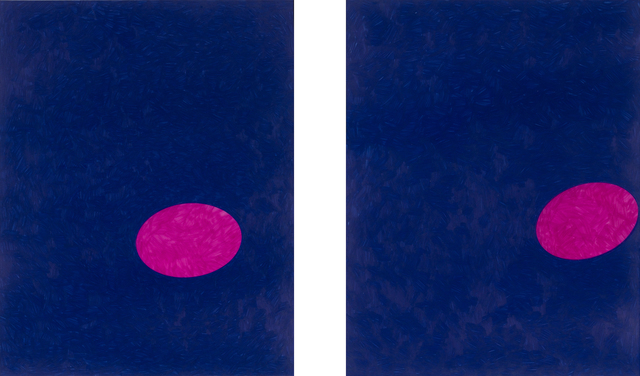 Stephen Antonakos, 'Untitled Drawing, January 17-March 25, 2000', 2000, Bookstein Projects