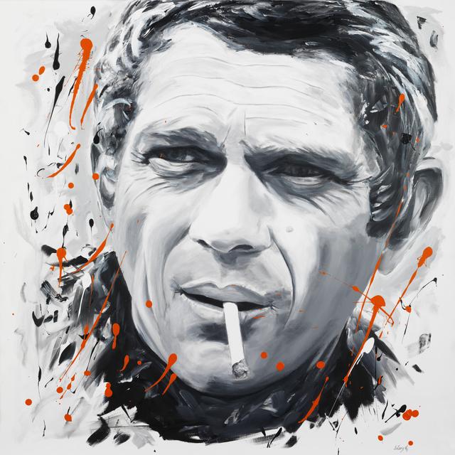 , 'Steve McQueen,' 2017, Eden Fine Art