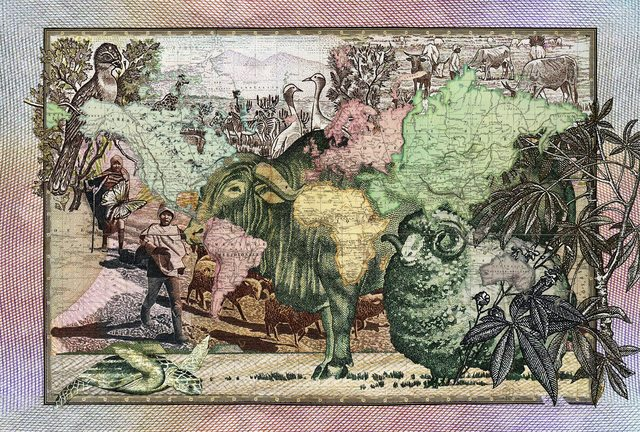 , 'Figures 1862, Le Monde - Principales Decouvertes,' 2015, 50 Golborne