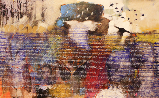 , 'The Prophet,' 2018, Janet Rady Fine Art