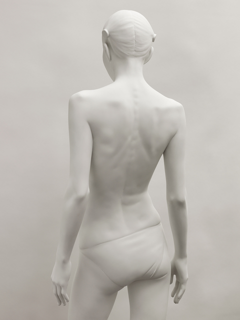 , 'Yoko VII (back),' 2015, Paul Stolper Gallery