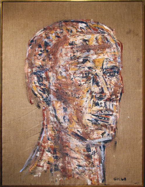 , 'Head of a Warrior,' 1970, Carl Hammer Gallery