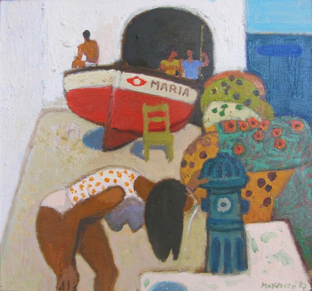, 'Maria,' 1987, The Scottish Gallery