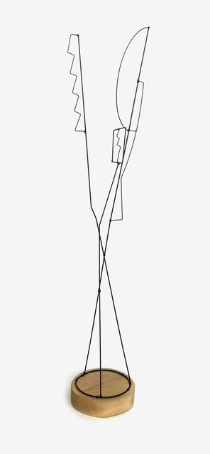 , 'Wire Landscape II,' 2017, Uprise Art