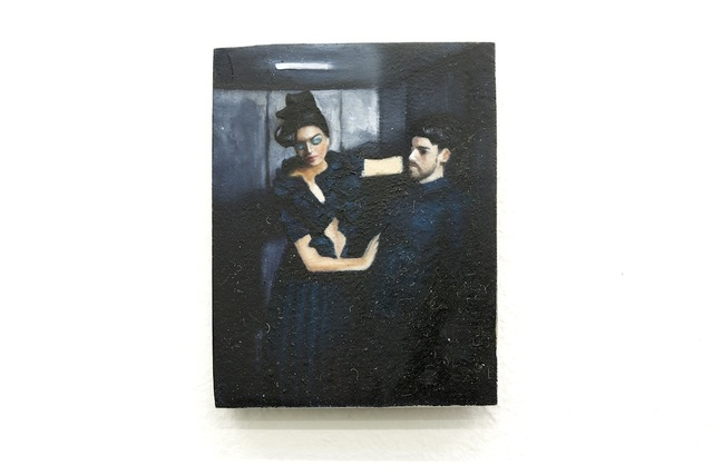 , 'miniature,' 2016, Galleria Doris Ghetta
