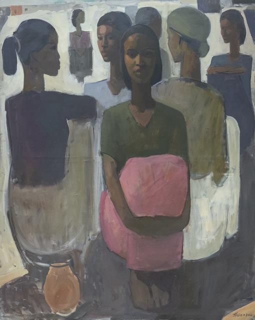 , 'Pillars of Life: Grace II,' 2019, Addis Fine Art
