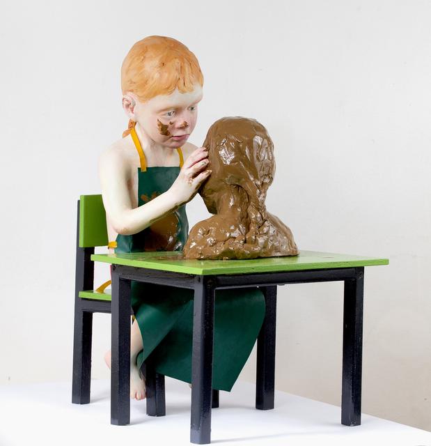 , 'Self Portrait,' 2013, Dan Gallery