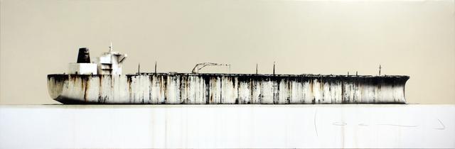 , 'Tanker 35,' 2018, Quantum Contemporary Art
