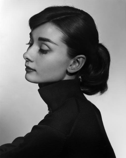 , 'Audrey Hepburn,' 1956, Robert Klein Gallery