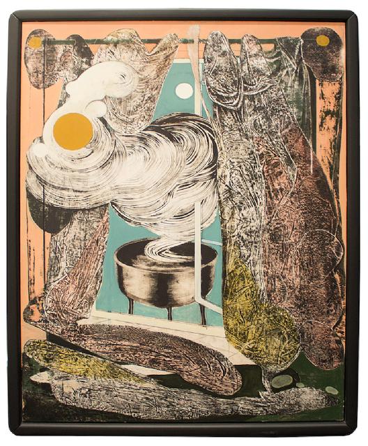 , 'untitled,' 2017, galerie burster