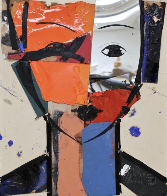, 'Naranja y Espejo,' 2018, Opera Gallery