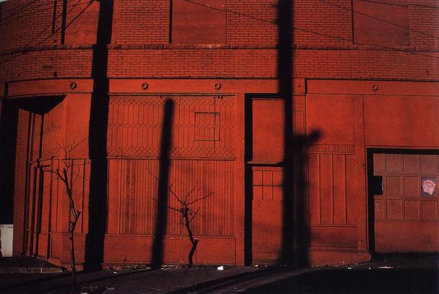 Harry Callahan, 'Kansas City', 1981, Photography, Dye transfer print, Bruce Silverstein Gallery
