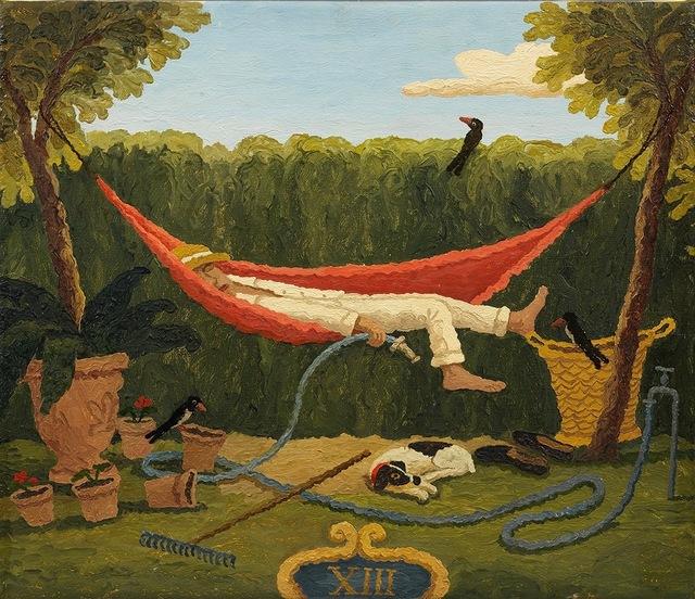 , 'XIII Sloth ,' 2017, Long & Ryle