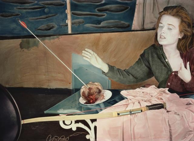 , 'Herida  omo la niebla por el sol,' 1987, Ansorena Galeria de Arte