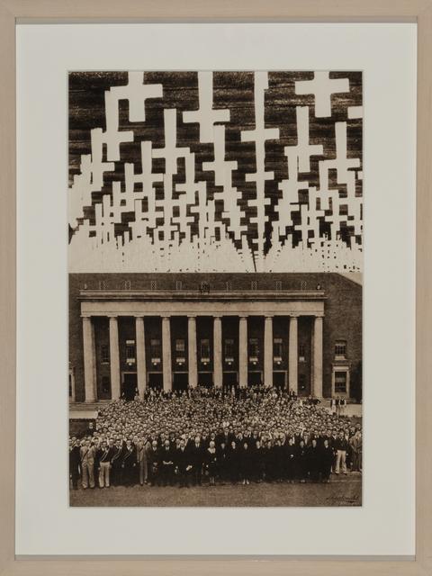 , 'Memoirs of a Survivor (Class of '39),' 1987, Rhona Hoffman Gallery