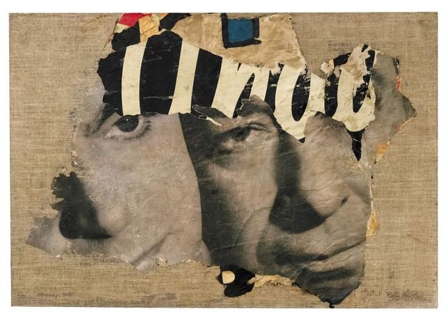 , 'I due visi,' 1962, Robilant + Voena