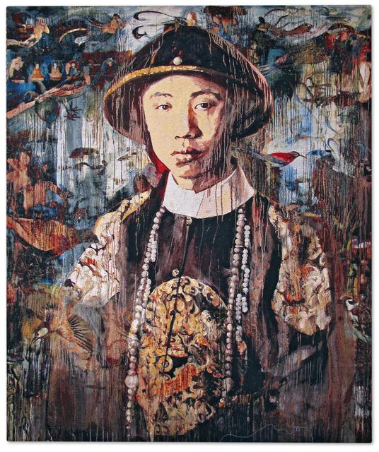 , 'Last Emperor,' 2009, Turner Carroll Gallery