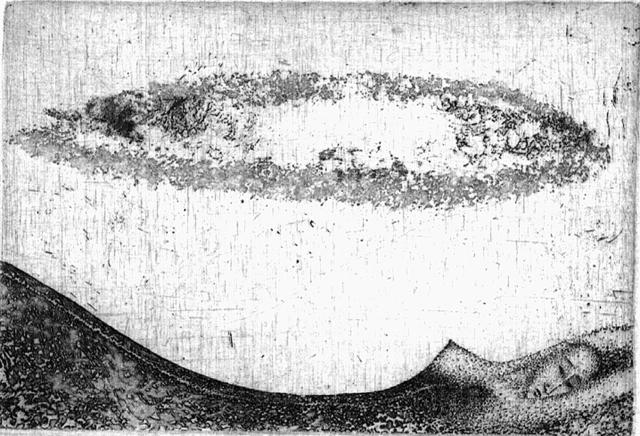 nele zirnite, 'Full Cloud II', 1995, Turner Carroll Gallery